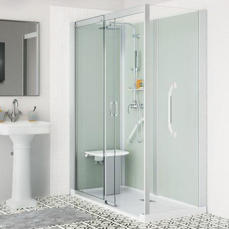 Altersgerechte dusche